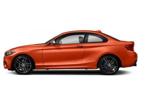 New 2019 BMW 2 Series M240i xDrive Coupe