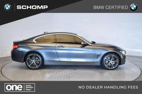Certified Pre-Owned 2018 BMW 4 Series 440i xDrive