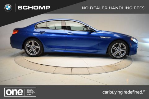 New 2018 BMW 6 Series 650i xDrive Gran Coupe