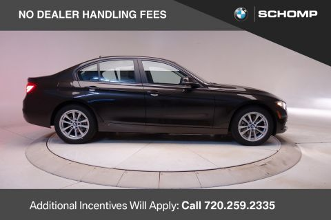 New 2017 BMW 3 Series 320i xDrive Sedan