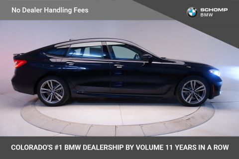 New BMW 2018 640i xDrive Gran Turismo
