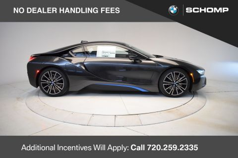 New 2019 Bmw I8 Roadster Convertible In Highlands Ranch 1b90292